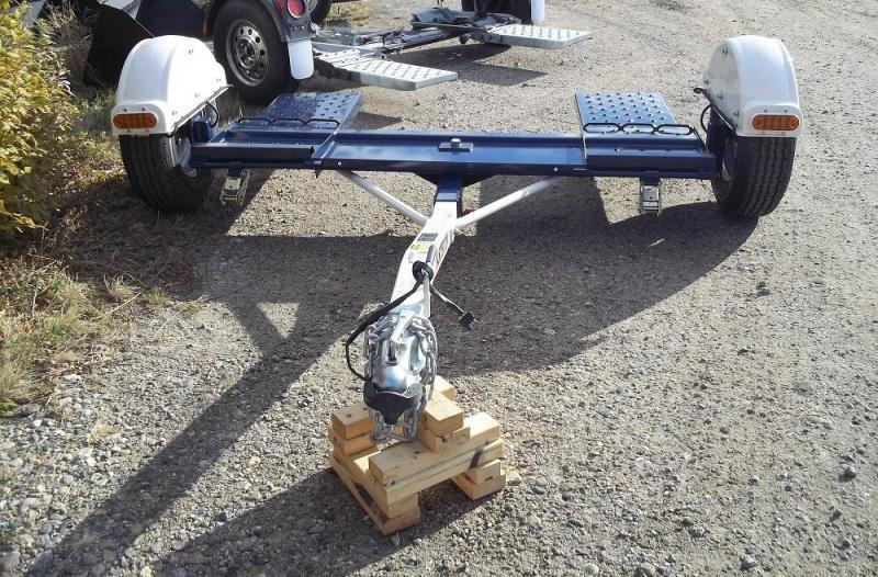 2020 MasterTow Model 77TSB-14 Surge Brake Tow Dolly