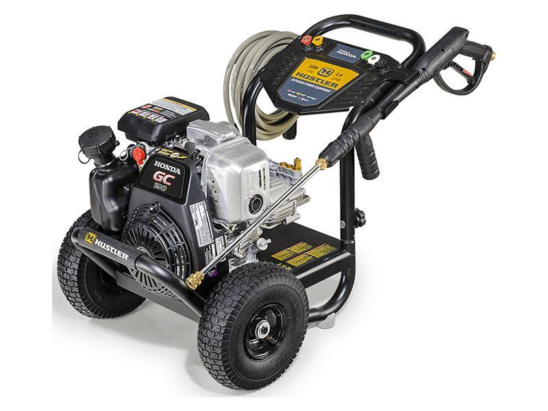 2019 Hustler Model HH3324 3300LB Pressure Washer