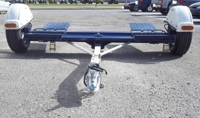 2018 MasterTow Model 80THDSB Surge Brake Tow Dolly