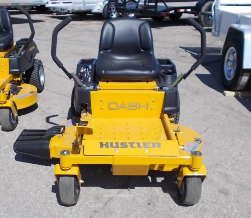 """2019 Hustler Dash Zero Steer 42"""" Deck Lawn Mower"""