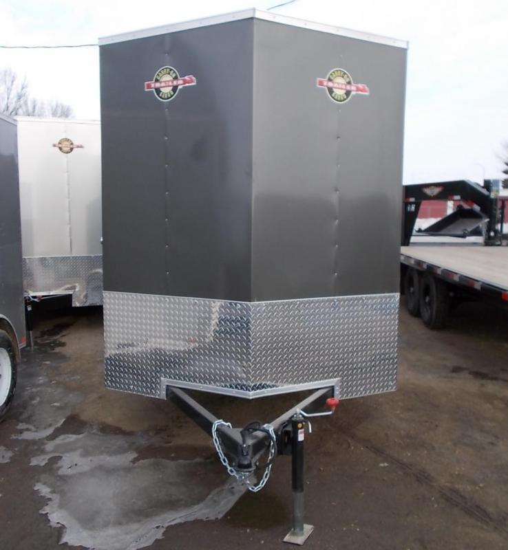 2020 Carry-On 6X12 CGRCM Enclosed Cargo Trailer