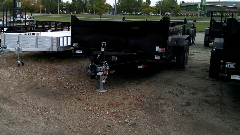 2020 H&H DBW 83X14 14K Hydraulic Dump Trailer