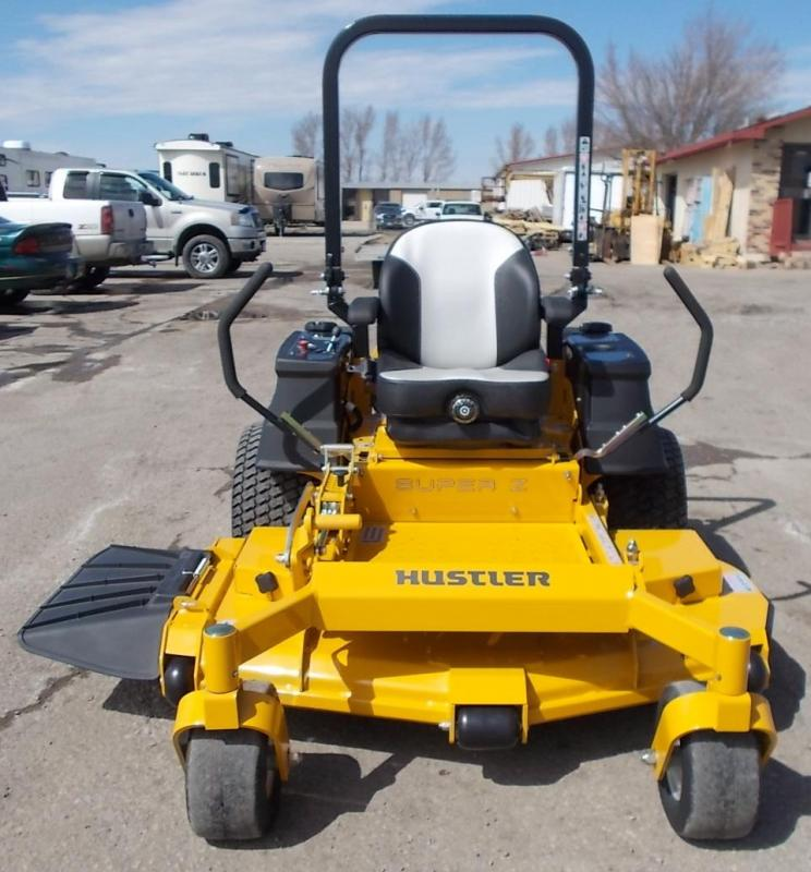 2019 Hustler Super Z Zero Steer Mower 60 Deck Lawn Mower