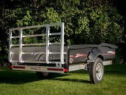2019 Floe CM-XRT 8-57 Utility Trailer with Optional Gate Keeper