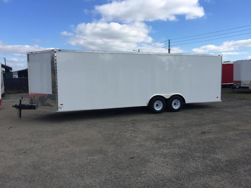 2020 Freedom Trailers 8.5'x20' COMMANDER SERIES CARGO TRAILER Enclosed Cargo Trailer