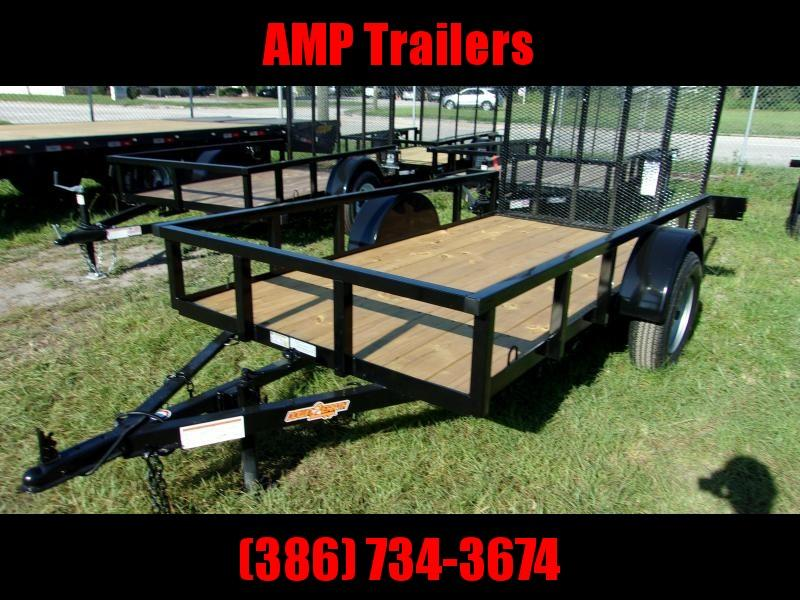 2020 Down 2 Earth Trailers 5'X10' Utility Trailer
