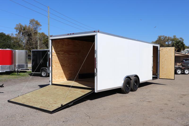 2020 AMP Trailers HD LANDSCAPE CARGO SPECIAL* Enclosed Cargo Trailer