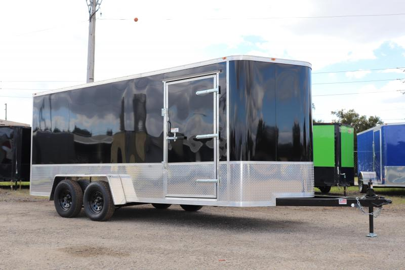 2020 AMP Trailers 7X16 CARGO TRAILER
