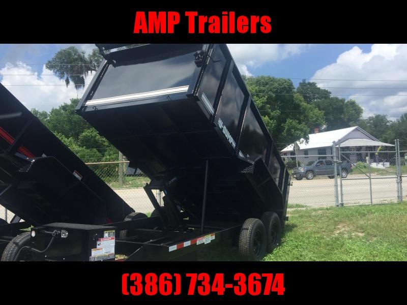 2019  U-DUMP 7x14 Dump Trailer