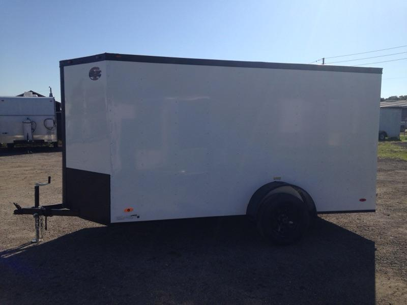 2019 6x12  Single Axle Cargo Trailer