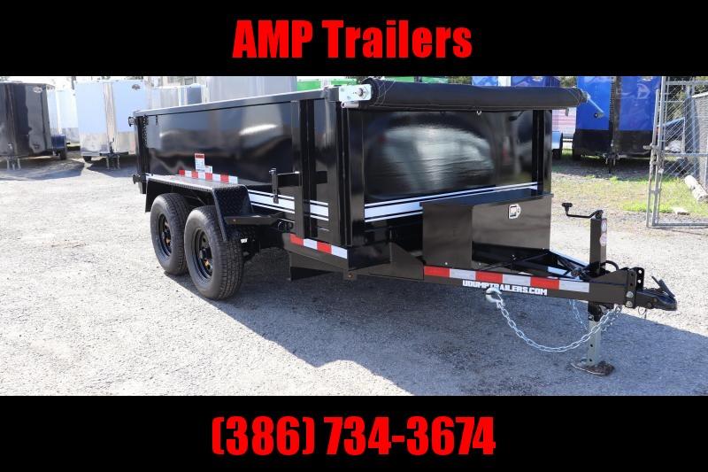 "2020 6x12 U-DUMP Dump Trailer *31"" sides"