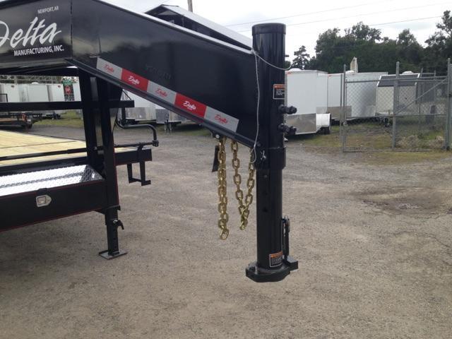 "2020 35'x102"" 10 ton Gooseneck Equipment Trailer"