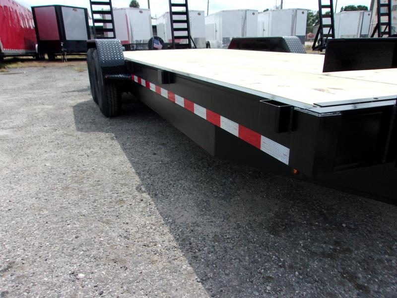 "2020 AMP 82""X20' 7 ton Equipment Trailer"