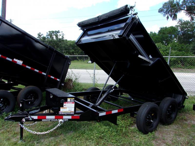 2020 Other 6x10 U-DUMP Dump Trailer
