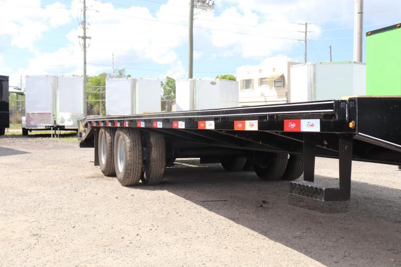 "2020 28'x102"" 10 ton Gooseneck Equipment Trailer"