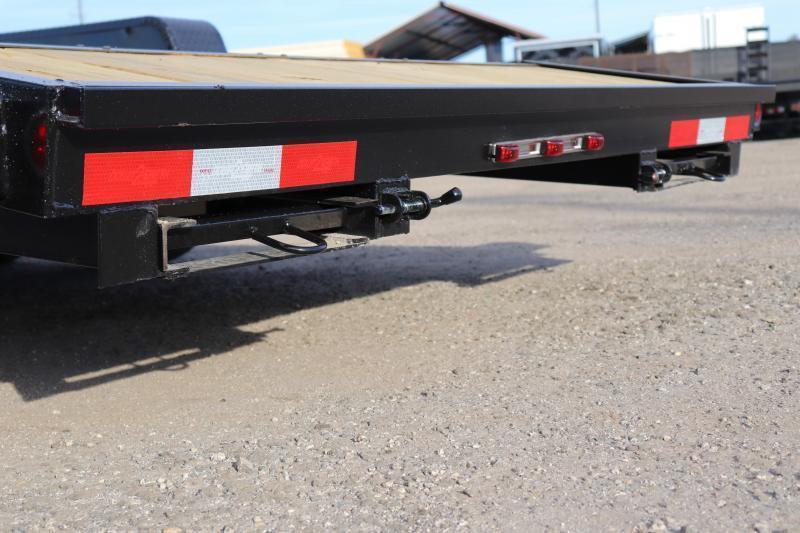 2020 Down 2 Earth Trailers 82X20 CAR HAULER Car / Racing Trailer