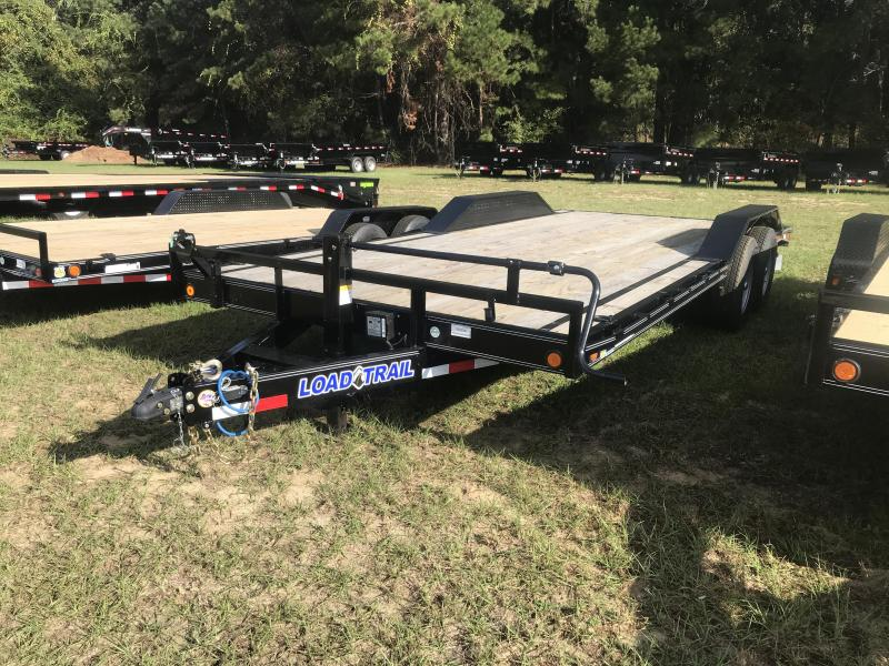 2020 Load Trail 102X20TA Car Hauler Equipment Trailer