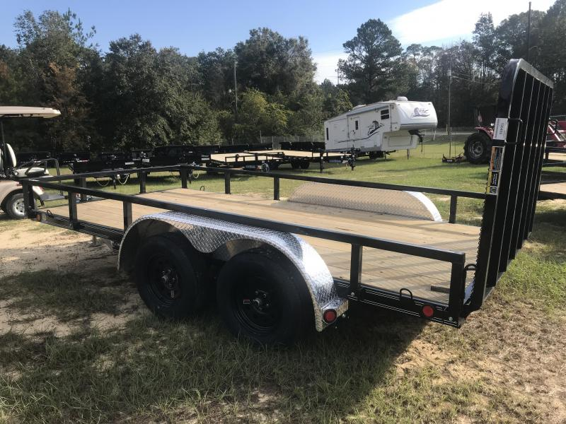 2020 Load Trail 83x14 TA Utility w/Aluminum fenders Utility Trailer