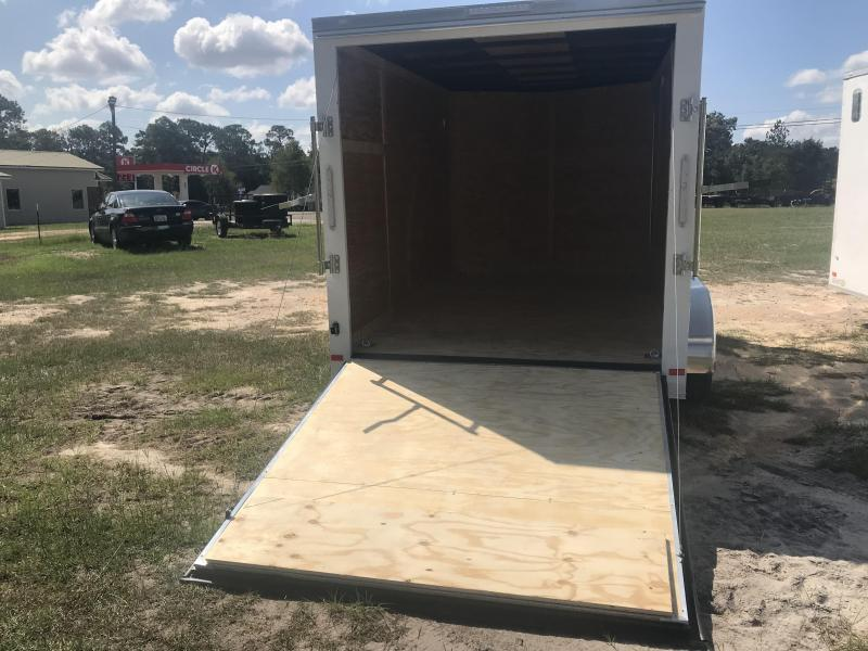 2020 Covered Wagon Trailers 7x12TA Goldmine Enclosed Cargo Trailer