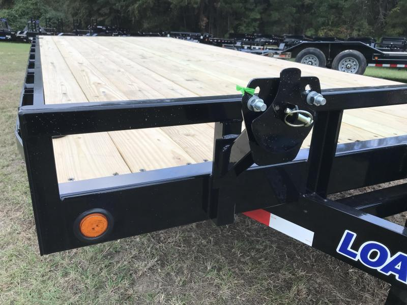 2020 Load Trail 102x20 Straight Deck Over Flatbed Equipment