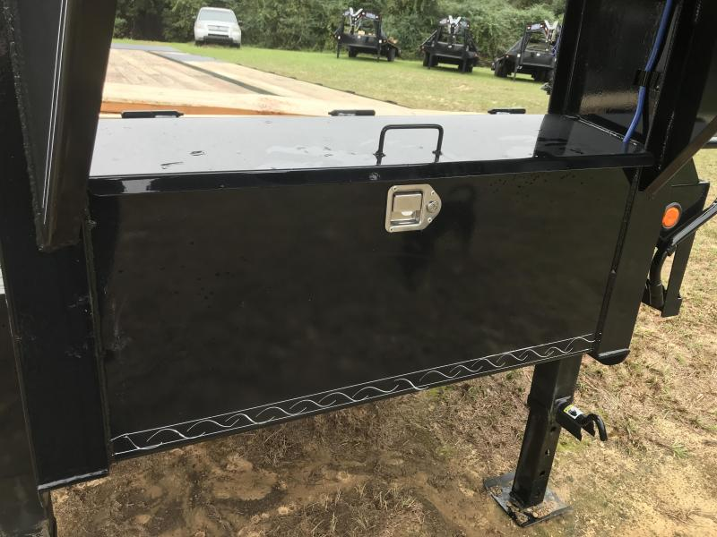 2019 Load Trail 102x34 Low Pro w/MAX RAMPS Equipment Trailer