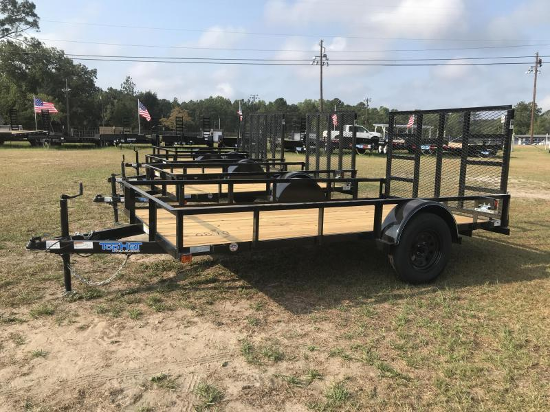 2020 Top Hat Trailers 6x12SA Utility Trailer