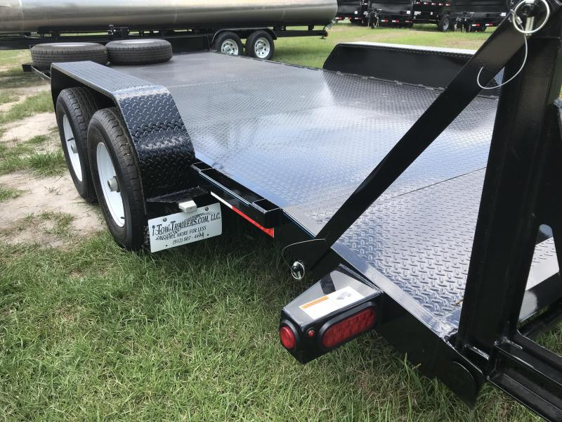 2019 Top Hat Trailers 18x83 EQUIPMENT CARRIER 10k Equipment Trailer