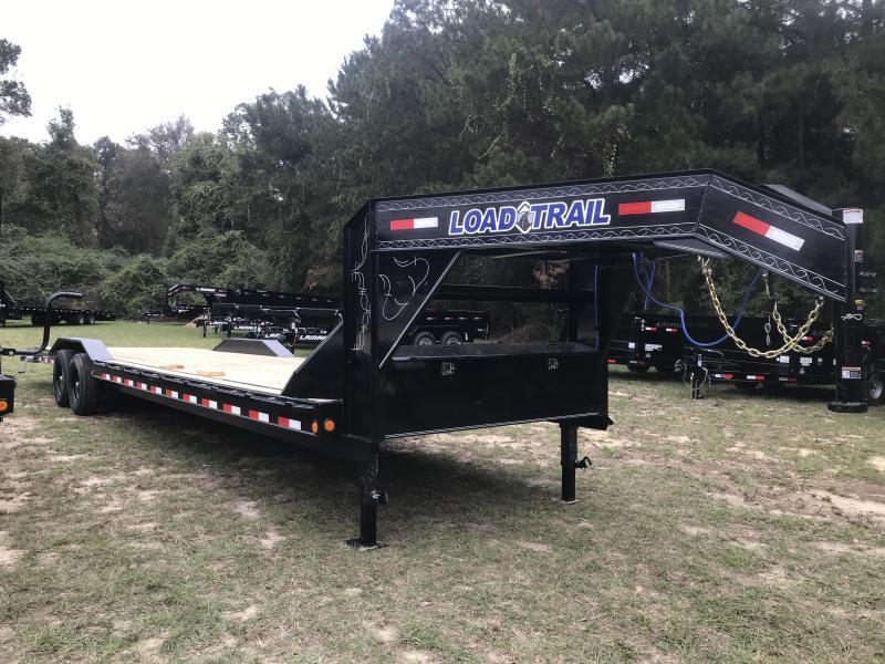 "2020 Load Trail 102""x 32' Gooseneck Carhauler Equipment Trailer"