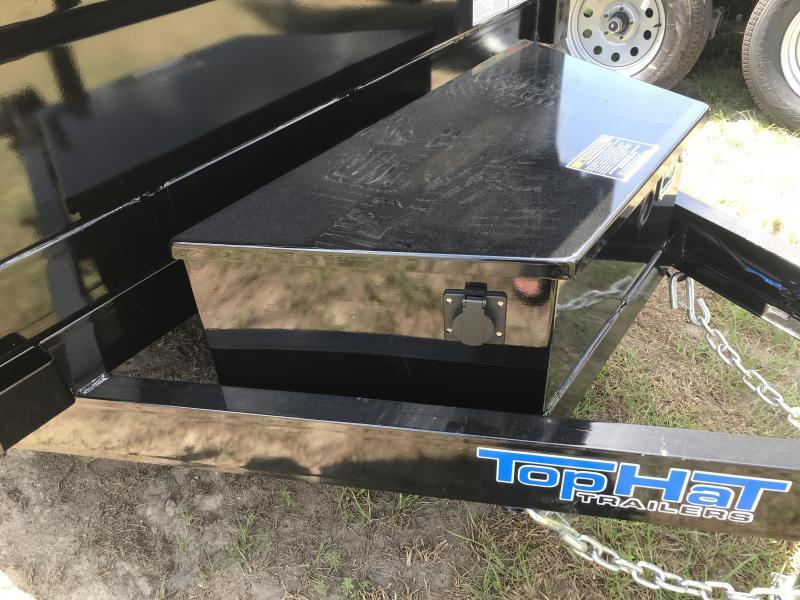 2019 Top Hat Trailers DP70-60X10 Dump Trailer
