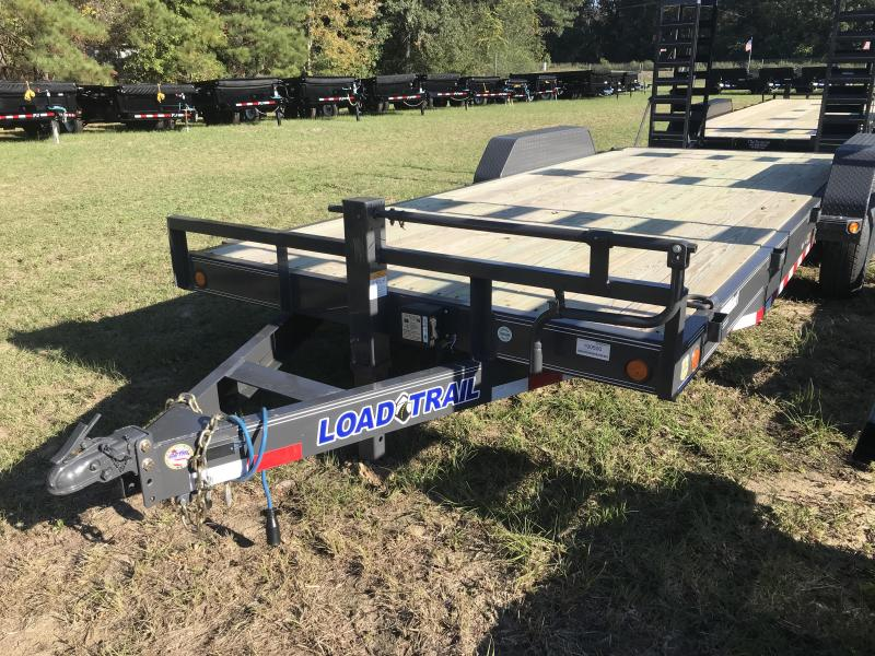 2020 Load Trail 83x20TA Carhauler Equipment Trailer