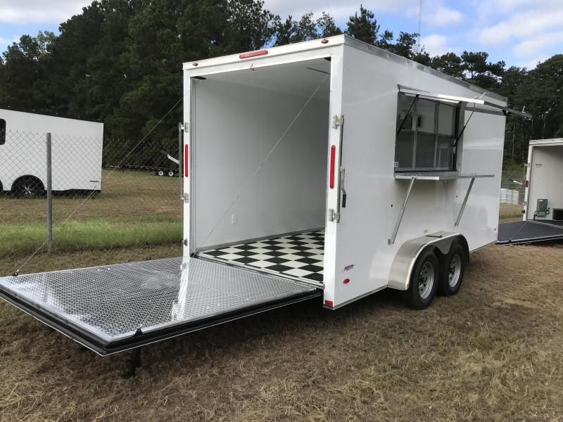 2020 Freedom Trailers 7x12TA2 FULLY LOADED Vending / Concession Trailer