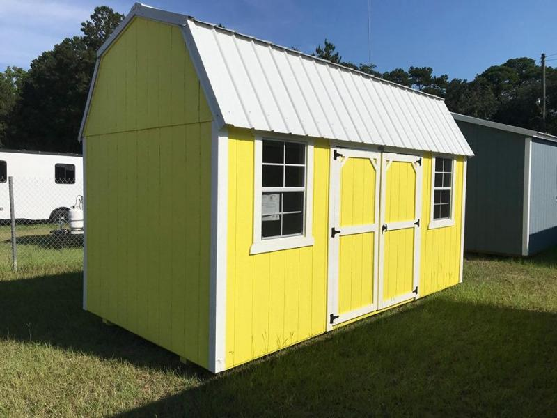 2020 Stor-Mor 8x16 Lofted Barn