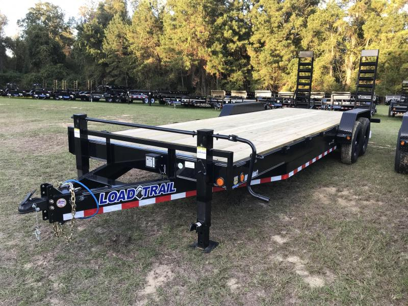 2020 Load Trail 83X24TA Car Hauler Equipment Trailer