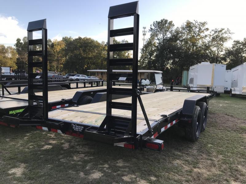 2020 Load Trail 83X24TA Car Hauler Equipment Trailer