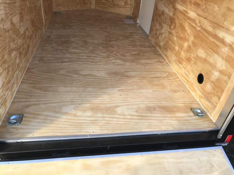 2020 Diamond Cargo 6x12SA Enclosed Cargo Trailer