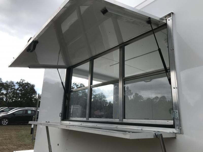 2020 Freedom Trailers 7x16TA2 FULLY LOADED Vending / Concession Trailer