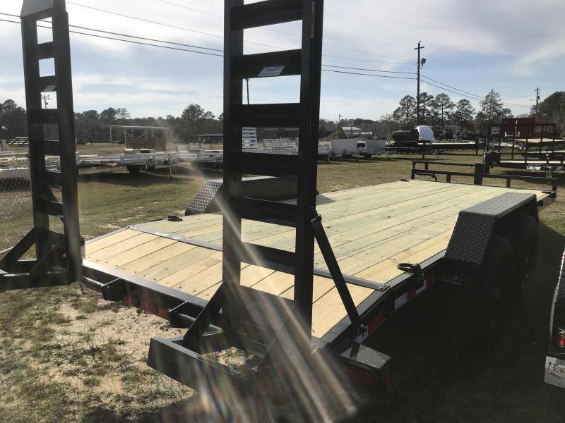 """2019 Load Trail 83"""" X 20' Tandem Axle Carhauler/Equipmenthauler Trailer"""