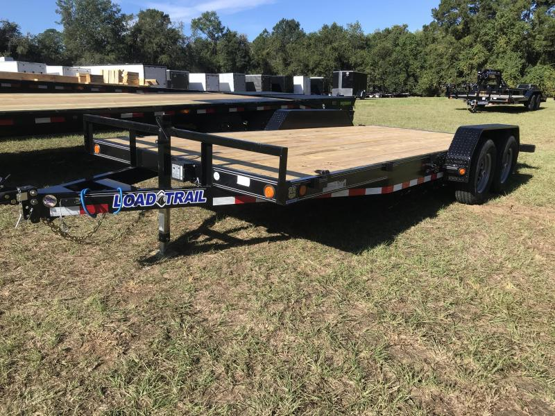 2020 Load Trail 83x18 Car Hauler Equipment Trailer