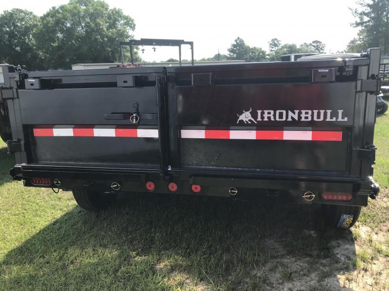 2019 Iron Bull 83x14DT Dump Trailer