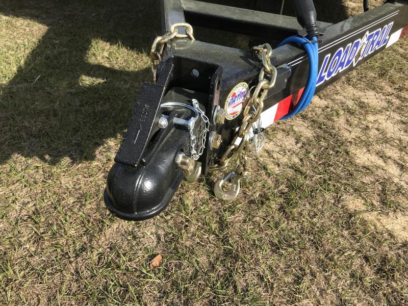 "2019 Load Trail 83"" X 20' Tandem Axle Carhauler / Equipment hauler Trailer"