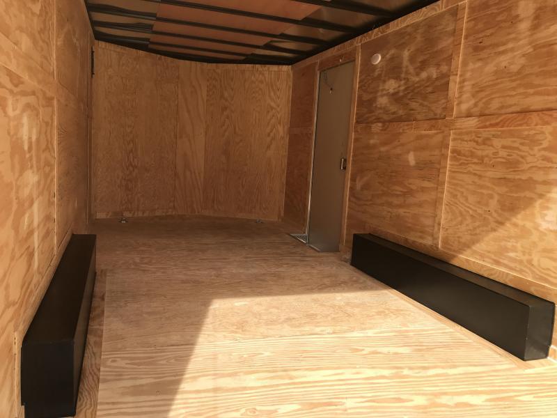 2020 Covered Wagon Trailers 8.5X18TA Goldmine Enclosed Cargo Trailer
