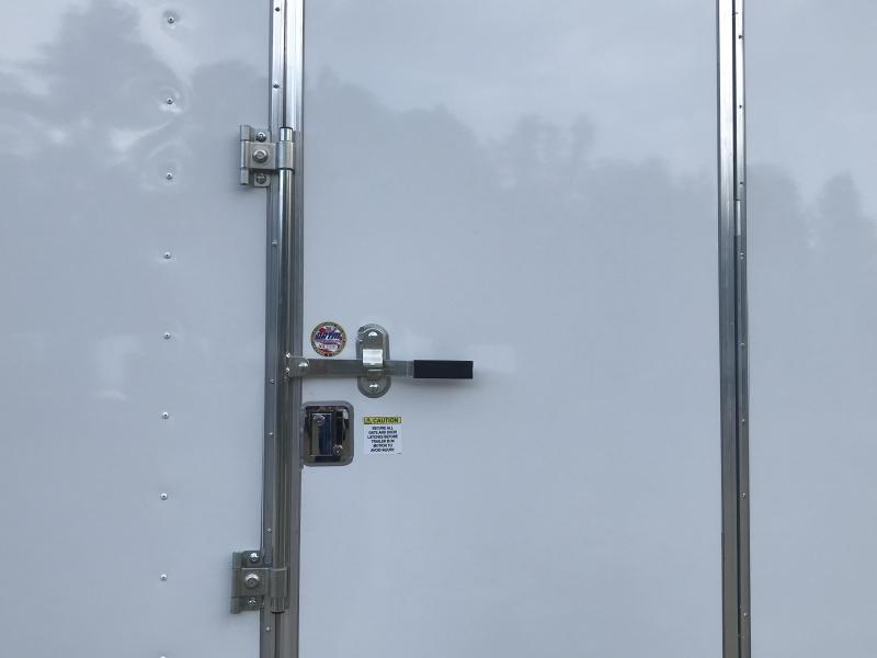 2020 Covered Wagon Trailers 8.5x24TA Goldmine Enclosed Cargo Trailer