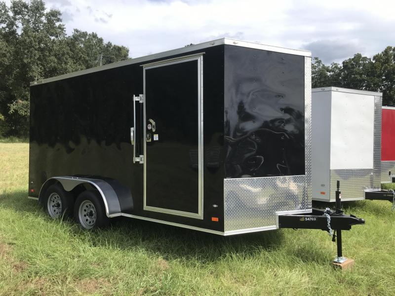 2020 Covered Wagon Trailers 7x14TA Goldmine: XTRA HEIGHT Enclosed Cargo Trailer