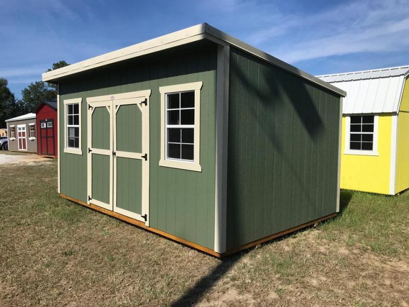 2020 Stor-Mor 10X16 Cottage Utility Shed