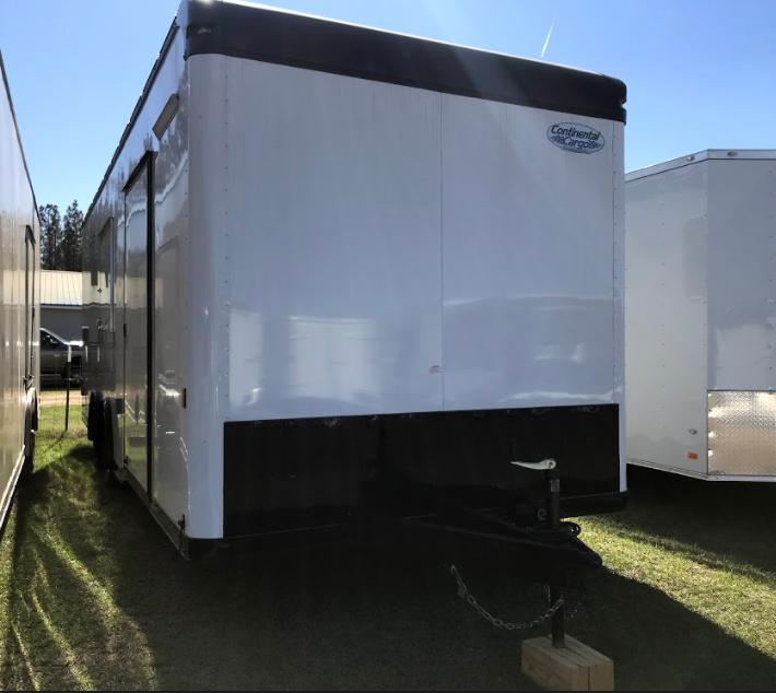 2018 Continental Cargo Vending / Concession Trailer