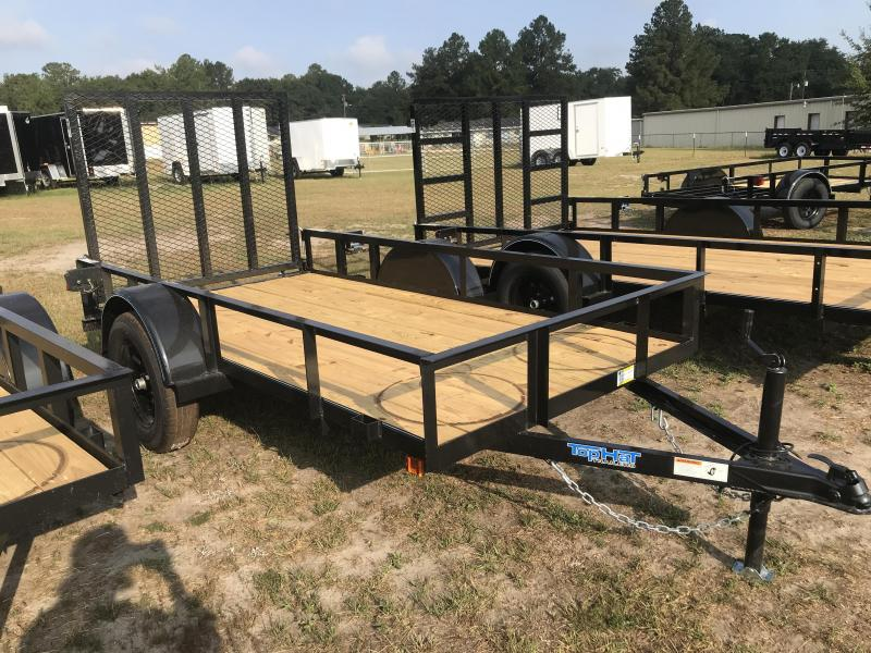 2020 Top Hat Trailers 5x10SA Utility Trailer