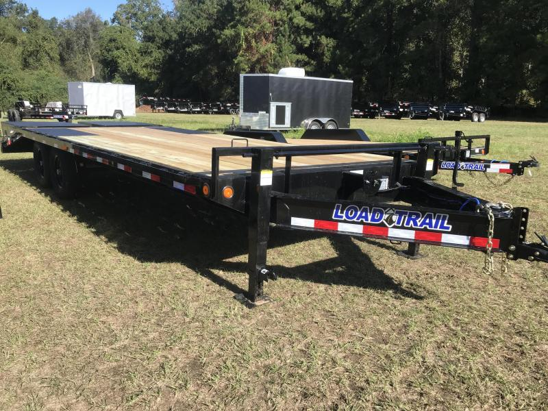 2020 Load Trail 102x24 Wide Deck Over Equipment Trailer