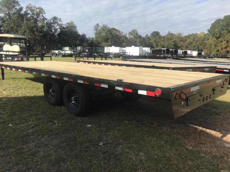 """2020 Load Trail 102""""x24' Deck Over Flatbed Trailer"""