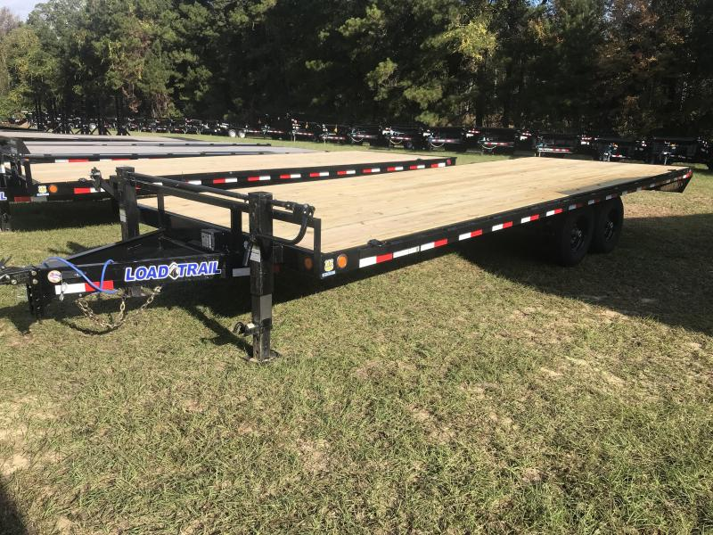 "2020 Load Trail 102""x24' Deck Over Flatbed Trailer"