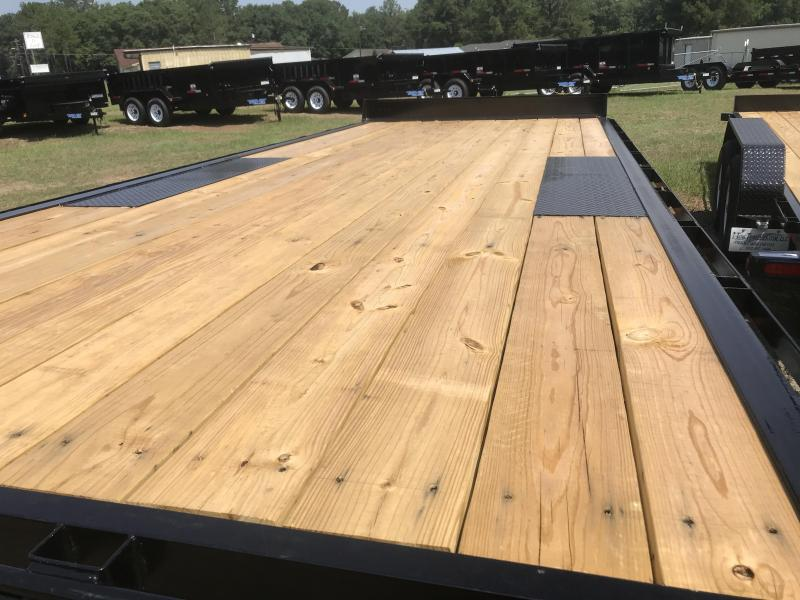 """2019 Top Hat Trailers 20x96"""" DECK OVER 14K Flatbed"""